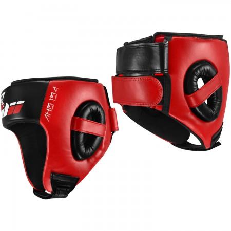 ADii Boxing MMA Gloves with Headgear head Guard MMA Face Helmet Protective Gear