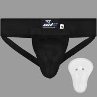 ADii Elasticated MMA Groin Guard / Groin Protector /Jock Strap