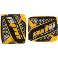 "ADii Ultimate 180"" Cotton/Elastic Hand Wraps / Fist Protector Bandages | Boxing | MMA | Kickboxing | Muay Thai"