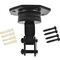 "ADii ""Iron-Tec™"" Pro ball bearing Swivel | Speed Bag Swivel | Speed Ball Mount / Hanger 360 Degrees w/Bolts & Plugs"