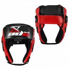 ADii Skin-Tex™ leather Boxing Head Guard | Headgear | Boxing Helmet | Boxing MMA face protector | Head Protection