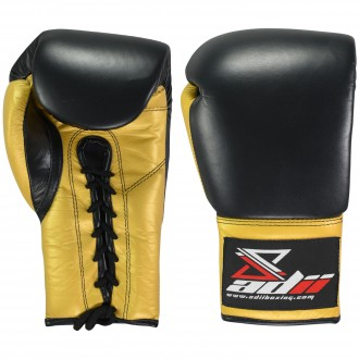 ADii Amateur Competition Leather Boxing Gloves ( Hand Made)