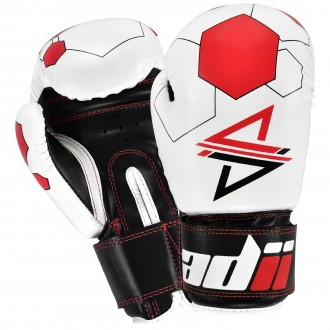 "ADii "" JUNIOR "" 4oz 6oz Kids Boxing Gloves / MMA / Sparring / Kickboxing / Muay Thai"